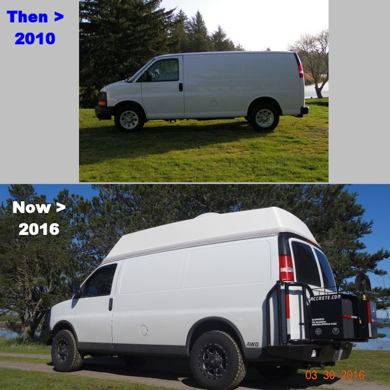 chevy then and now