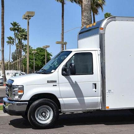 chevy box van